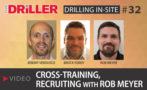 Cross-training, recruiting with Rob Meyer