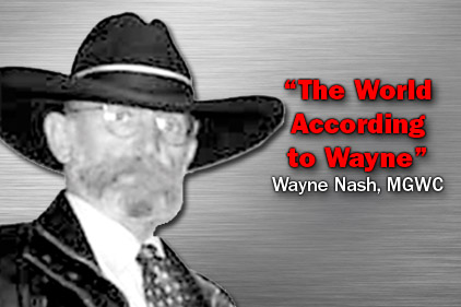 The World According to Wayne