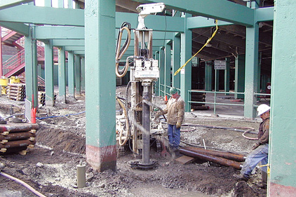 borehole grouting