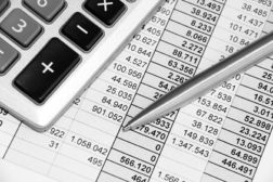 Crunching the numbers for a budget estimate