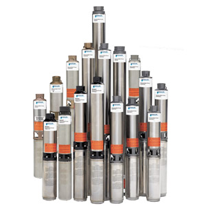 Proper installation and sizing are critical for optimum performance of submersible pumps.