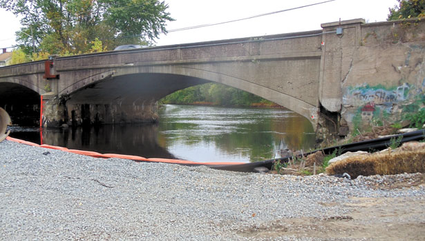 The Providence, R.I., project to replace this aging bridge