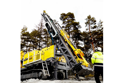 Atlas Copco reports healthy operating profit, revenue and orders for Q4 despite weak demand for mining equipment.