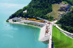 Bauer Center Hill Dam