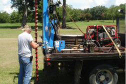 Little Beaver LS T1 geotechnical drill rig