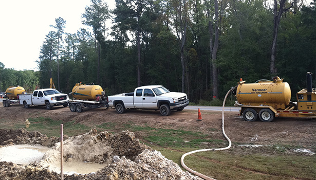 For HDD Drillers, Drilling Fluids Returns a Welcome Sight