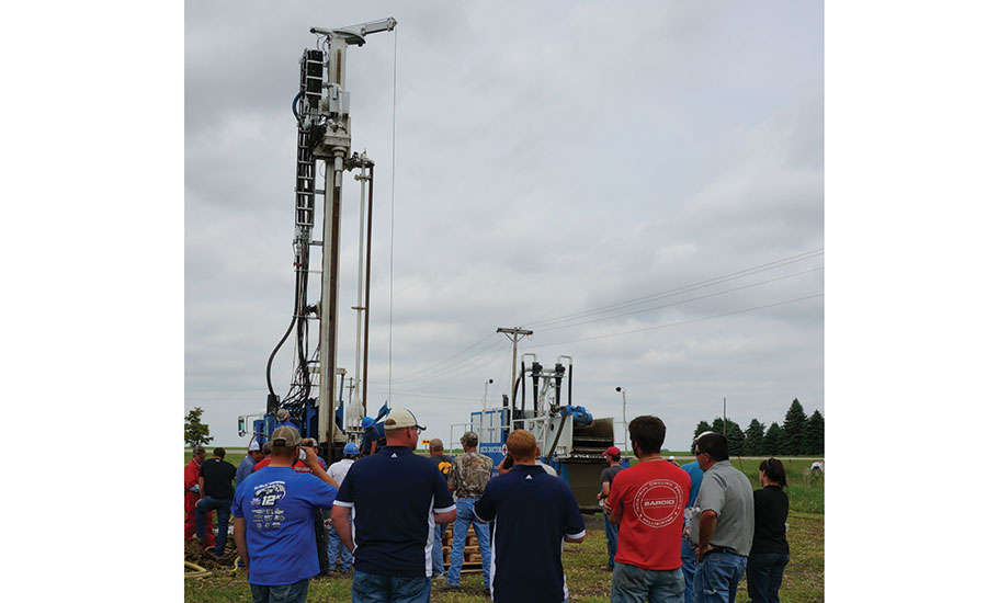 Shawver Well Drilling
