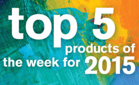 Top 5 Products of the Week 2015