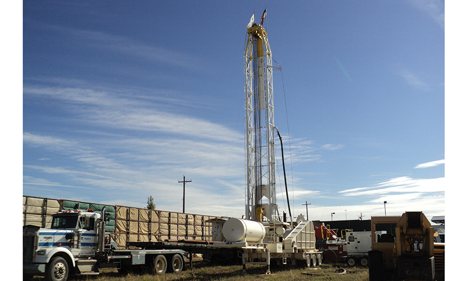 If promising, more exploratory drilling or pilot well next step