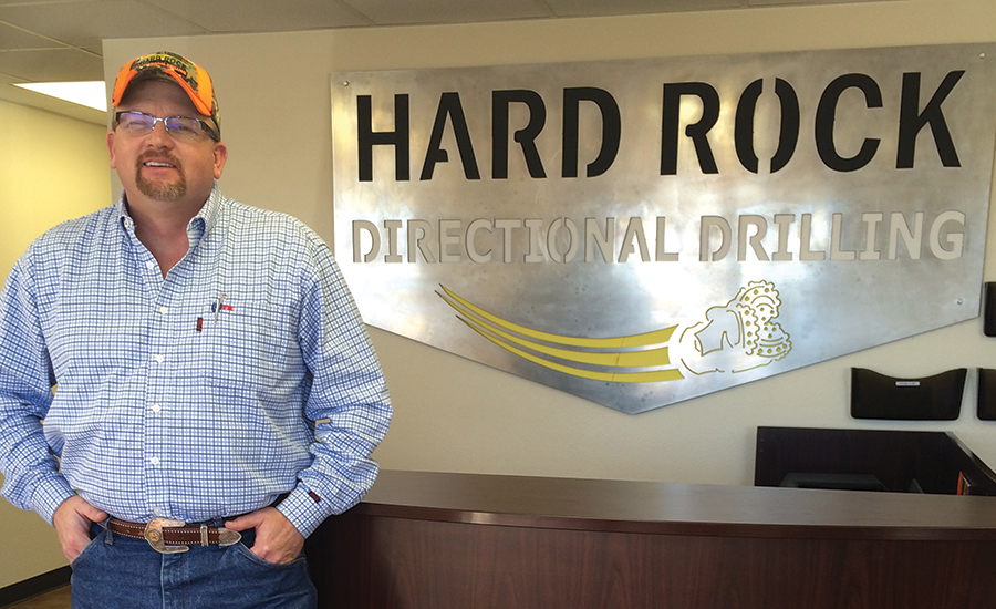 Cory Baker, Hard Rock Directional Drilling