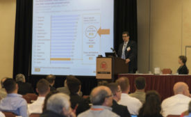 DFI foundation drilling event sets record