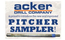 PITCHER-SAMPLER