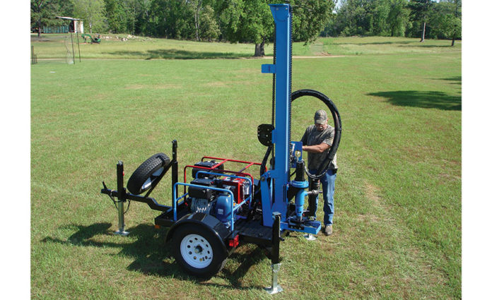 Compact Drills Can Speed Up Soil Sampling For Geotechnical