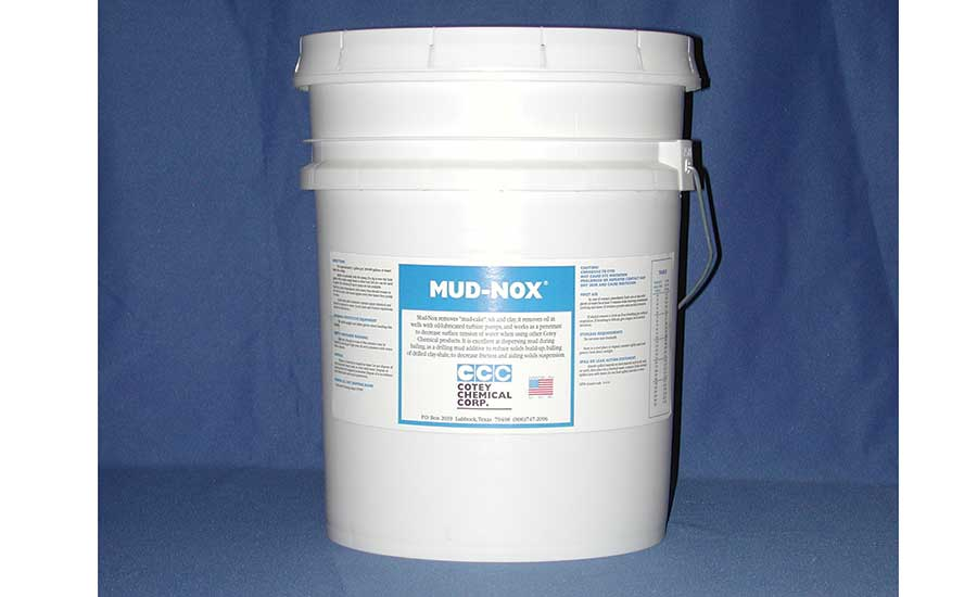 Mud-nox mud dispersant