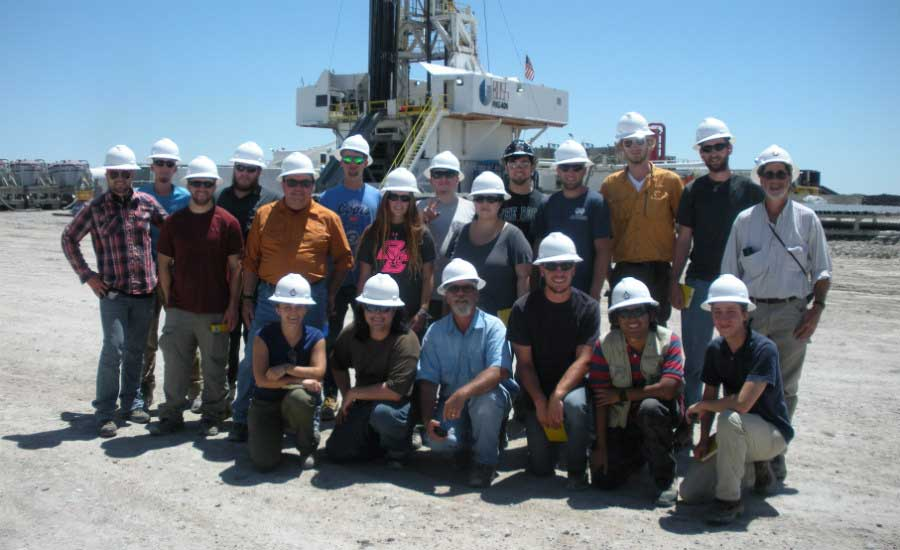 staff and students of South Dakota School of Mines & Technology