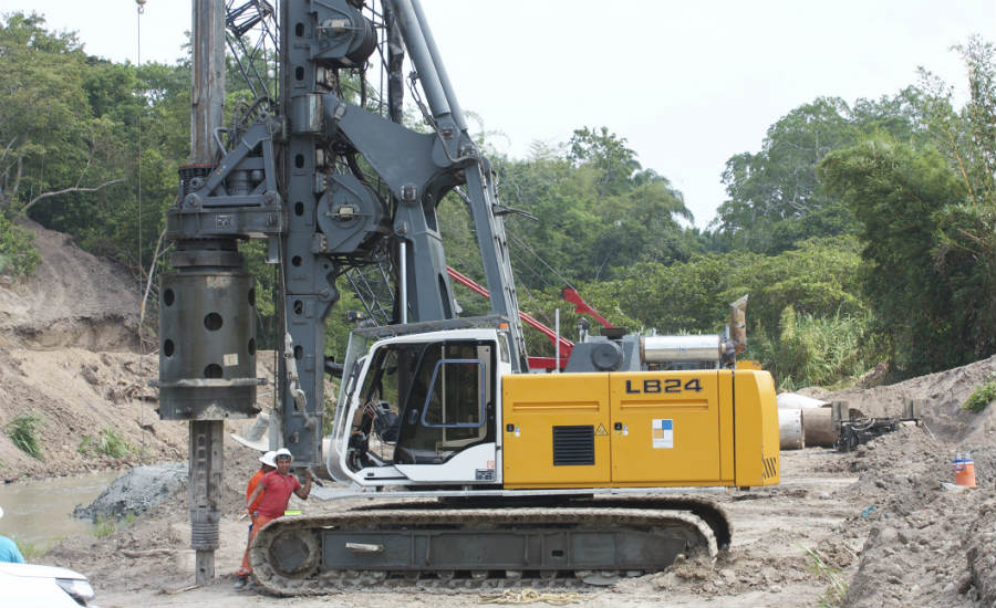 Liebherr Drilling Rig Makes Mexico Debut | 2017-08-04 | National Driller
