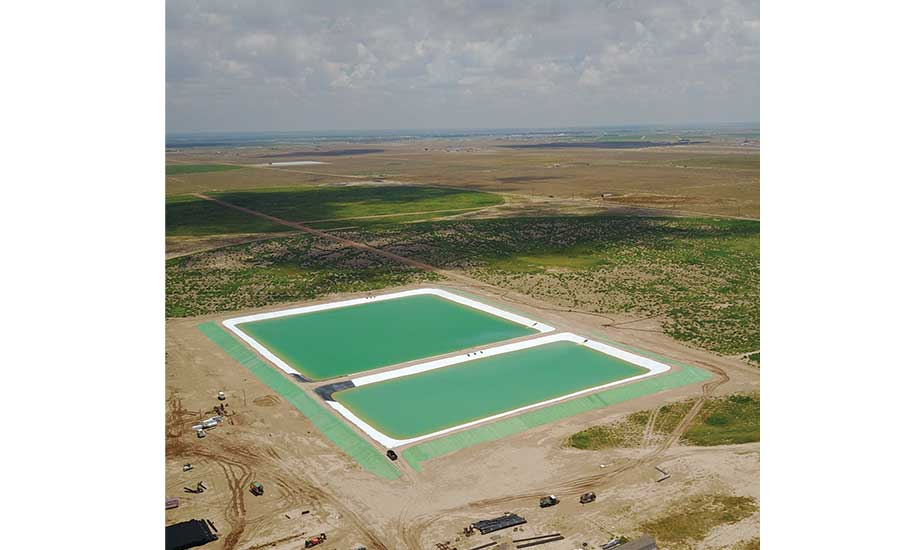 water-producing land in Pecos, TX