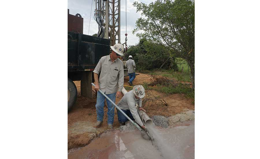 cathodic drilling