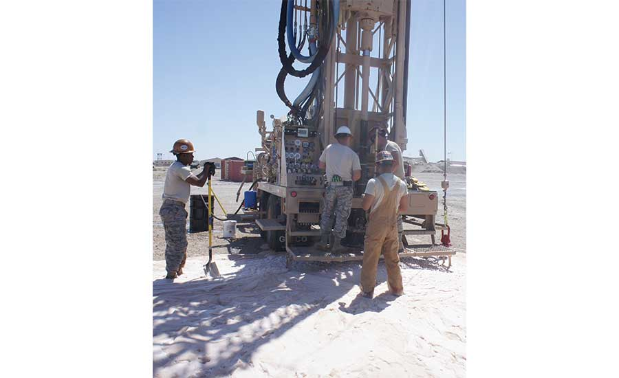 drilling in fragile formations