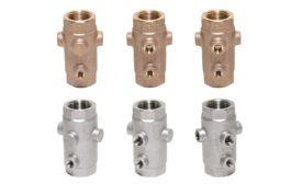 tapped VFD valves