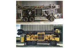 refurbished T-4 drilling rig