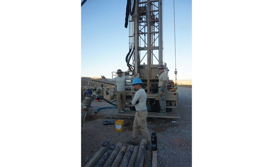 Fluid Properties, Components Key to Drilling Jobs | 2018-05-01