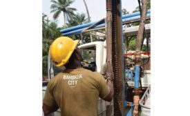 custom drilling rig