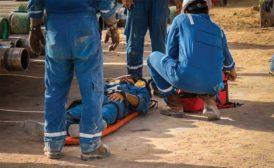 injury on the jobsite