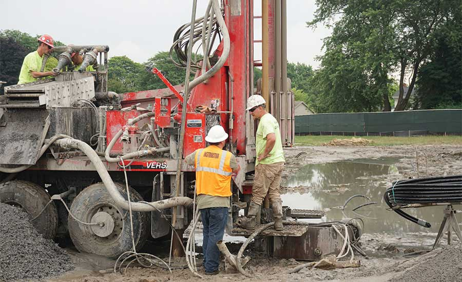 training new drillers