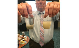turbidity in water samples