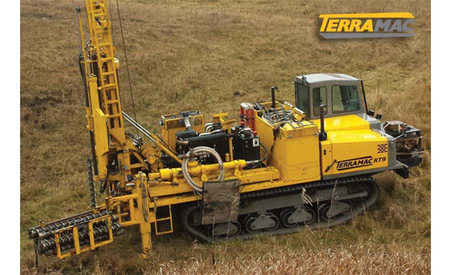 Rubber Tracked Drilling Equipment