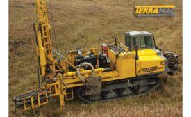 Terramac crawler carrier
