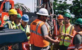 drilling demo