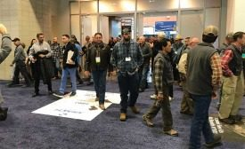 trade show at Groundwater Week