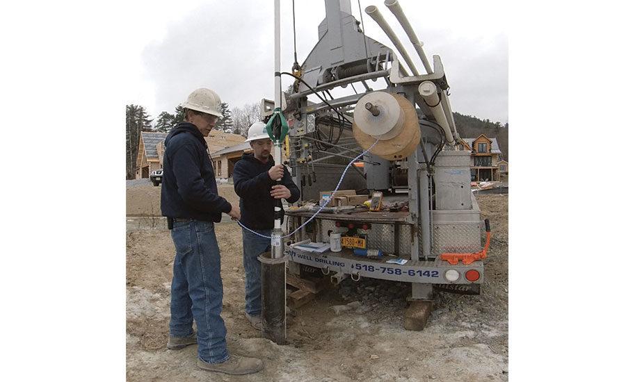 Goulds Deep Well Jet Pump Installation