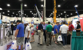 networking at tradeshows