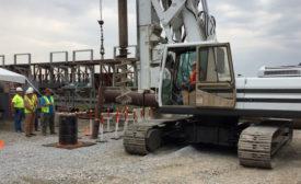 Terex drill rig certification