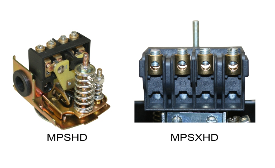 Merrill Mfg. Pressure Switches