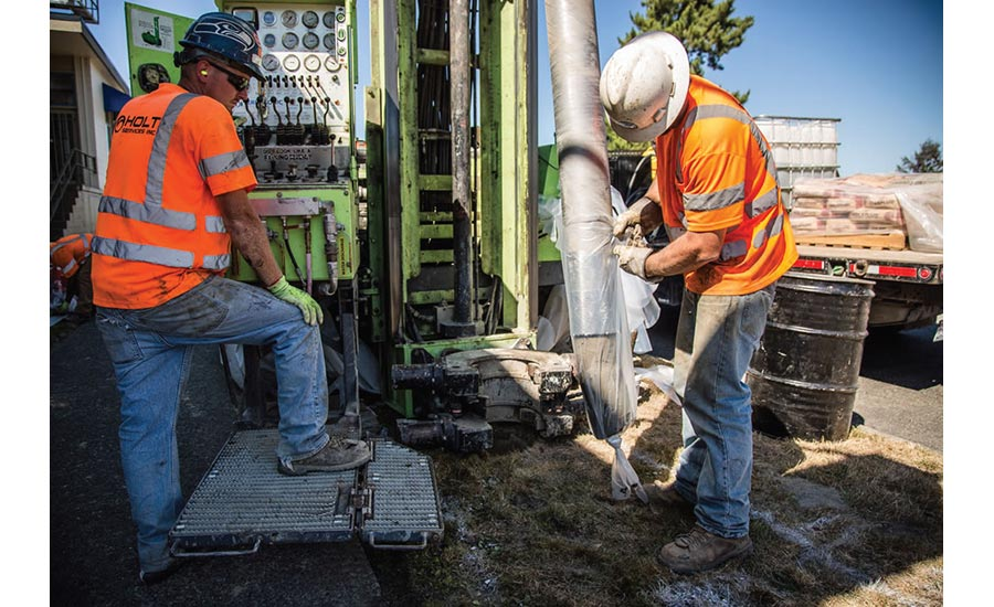 PFAS Adds Complexities to Environmental Drilling Jobs | 2019
