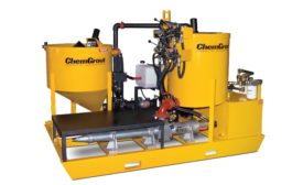 ChemGrout CG-600 Grout Plant