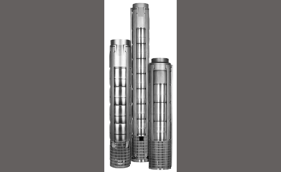 Franklin Electric's SSI Series Submersible Pumps