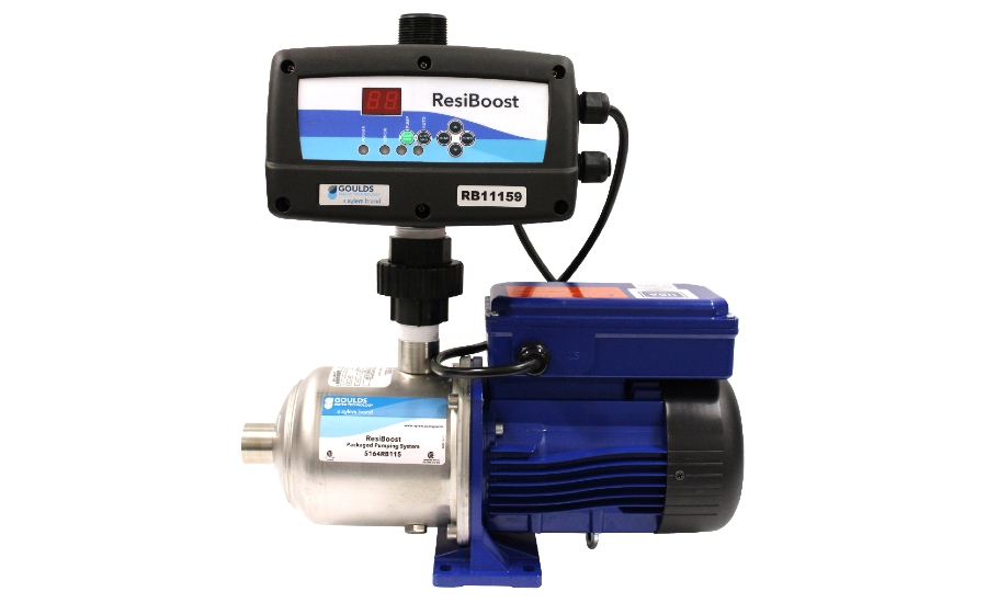 Goulds Water Technology ResiBoost Variable Frequency System