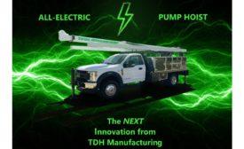 TDH Manufacturing All-Electric Pump Hoist