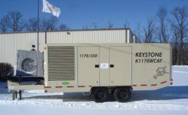 Keystone Compressor