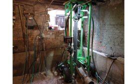 Riginabox drill rig