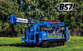 Mobile Drill Rigs and Tooling
