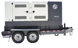 Chicago Pneumatic compressor