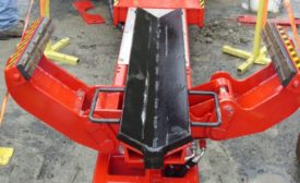 Sonic Drill Corporation single rod loader