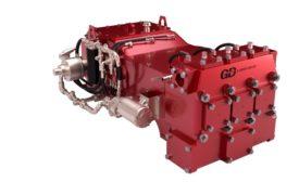 Gardner Denver GD 250HDD pump