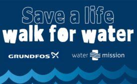 Grundfos Walk for Water